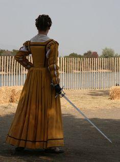 RenFairSTock_WomanSword by PilgrimSoul on deviantART