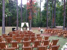 Fabulous Outdoor Wedding