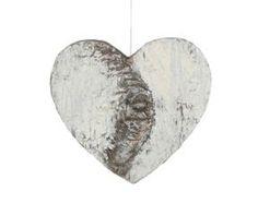 Hjerte Bark 15 cm