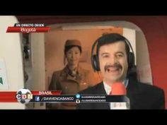 Rumbo a Brasil l Corresponsal Davivienda 2014 - YouTube