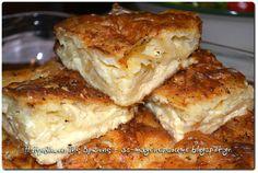 Κασερόπιτα Greek Recipes, Food For Thought, Lasagna, French Toast, Recipies, Cooking Recipes, Stuffed Peppers, Meat, Chicken