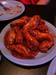 CJ's Wings | Community Post: 35 Foods That Will Make You Miss Mizzou Eat Fat, Chicken Wings, Bacon, Community, Foods, Make It Yourself, Breakfast, How To Make, Recipes