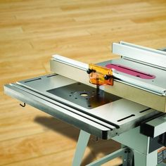Bench Dog® Cast Iron Router Table for Table Saw, Pro Fence and Plate