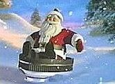 As a child, this Norelco commercial during the Rudolph the Red Nosed Reindeer movie was AWESOME!!!