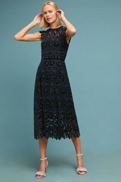 3c36b32ca200 Shoshanna Nightingale Lace Dress | Anthropologie Nightingale, Skirt  Outfits, Fall Outfits, Dress Collection