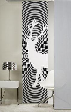 die besten 25 fl chenvorh nge ideen auf pinterest diy fensterjalousien ikea paneelvorh nge. Black Bedroom Furniture Sets. Home Design Ideas