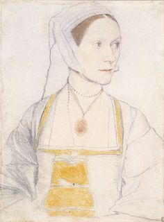 Hans Holbein the Younger, Cicely Heron Royal Collection Trust, London) Alphonse Mucha, Tudor History, Art History, Asian History, British History, History Facts, Hans Holbein Le Jeune, Hans Holbein The Younger, Tudor Costumes