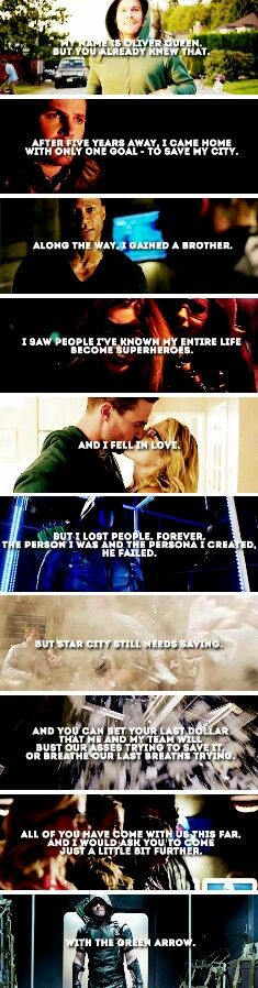 #Arrow #Season4