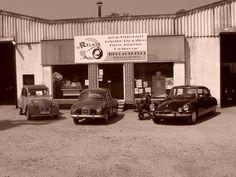 Le relais de l'auto ancienne