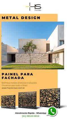Laser Cut Screens, Grand Designs, Panel, Decoration, Metal, Architecture Design, Pattern, Arquitetura, Design Ideas