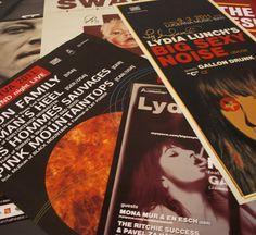 grafický design a sazba plakátů