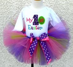 Hey, I found this really awesome Etsy listing at https://www.etsy.com/listing/182040548/lime-purple-cheetah-first-easter-tutu-my