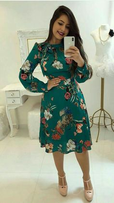 Stylish Modest Dresses & Skirts for Any Price Range Modest Dresses, Cute Dresses, Beautiful Dresses, Casual Dresses, Dresses For Work, African Fashion Dresses, African Dress, Skirt Outfits, Dress Skirt