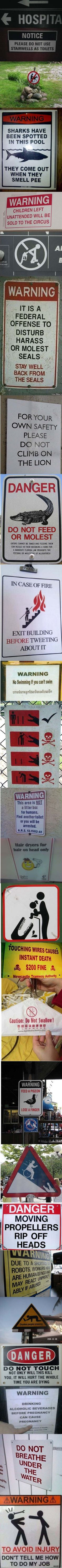 Signs #funny #lol #humor