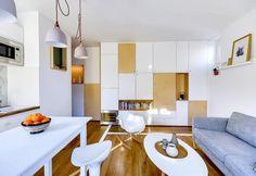 Mini appartamento nel cuore di Parigi