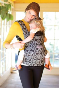 Petunia Pickle Bottom ERGObaby Carrier. Love baby wearing! #PPBmothersday
