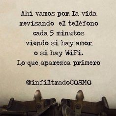 Wifi and love message