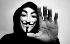 ANONYMOUS-will hunt down the legion...