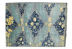 So pretty - love the colors and pattern.  Only $7,729.  Doup.