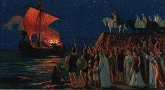 Classic Illustrations of Germanic Mythology