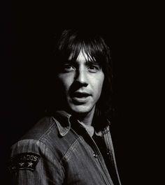 Vale  Stevie Wright, 1947-2015. Stevie Wright. Returb Studios, Melbourne, 1975.