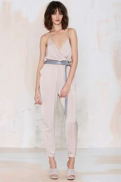 Capulet Lilliane Racerback Jumpsuit | Shop Clothes at Nasty Gal