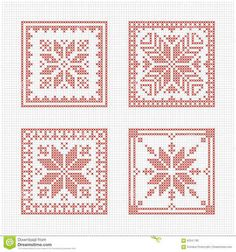 Image result for norwegian cross stitch patterns