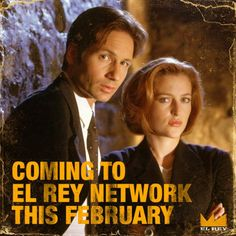 El Rey Network Acquires 'The X Files', 'Starsky & Hutch' & 'Dark Angel' http://elreynetwork.com https://www.facebook.com/ElReyNetwork