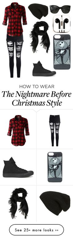 """Bored again"" by tieganhatesyou on Polyvore featuring Glamorous, LE3NO, Converse, Phase 3, PhunkeeTree, Chanel and Gucci"