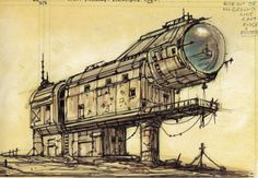 Fallout 3 Concept Art by Adam Adamowicz Fallout 4 Weapons, Fallout Facts, Fallout 4 Mods, Fallout New Vegas, Fallout Concept Art, Types Of Art Styles, Environment Concept, Environment Design, Cool Sketches