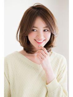 Ramie 【ラミエ】【東純平】ナチュラルを楽しむ大人女子のひし形レイヤーボブディ