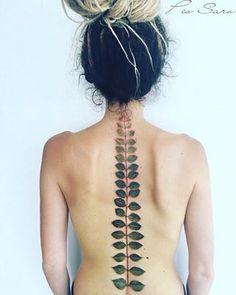 This stunning creation. | 19 Truly Beautiful Botanical Tattoos