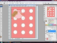 How to Make Cupcake Toppers [ Tutorial - Template Included ]