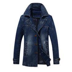 Denim Fashion Jacket