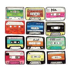 casettes