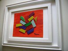"""Saatchi Art Artist alessandro cozzani; Painting, """"Frammenti di Colore COZZANI opera unica astratto dipinto gen KOSTABI FINZI POLLOCK"""" #art"""