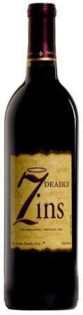 7 Deadly Zins Zinfandel 2007