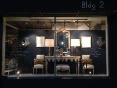 Designing Windows: Paloma Contreras Design at Memorial Antiques & Interiors   La Dolce Vita