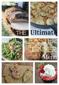 The Ultimate Easter Dinner Menu