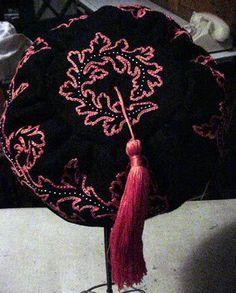 Garibaldi outfit