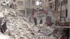 بالتزامن مع أستانا.. الطائرات الروسية تقتل عائلة كاملة في إدلب