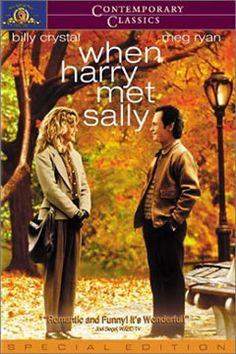 When Harry Met Sally.  One of my favorite movies.