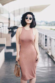 VESTIDOS BÁSICOS PARA USAR NO DIA A DIA: Fotos e Modelos - MAIS ESTILOSA - Blog sobre cabelos, moda e beleza.