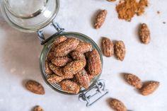 Almond, Snacks, Food, Almonds, Meals, Treats, Finger Food, Appetizers