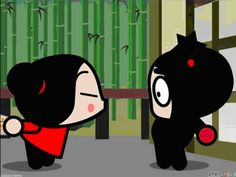 Pucca And Garu | Pucca and garu wallpaper #15311 - Open Walls