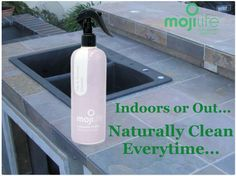 MojiLife MojiClean Tile & Shower Cleaner