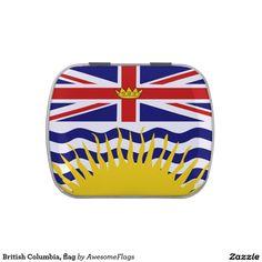 British Columbia, flag