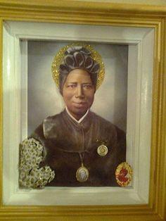 8ª #Misa x las víctimas de #trata y #exclusión Santa Josefina Bakhita patrona de oración por las víctimas de trata  www.arcasagradoscorazones.com