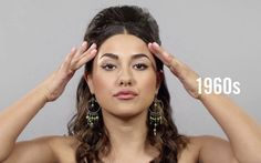 Changing Beauty, Hairstyles, and Makeup Over 100 Years in Mexico - My Modern Met