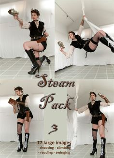 Steam Pack 3 by *Kxhara on deviantART